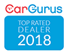 Cargurus top rated dealer of 2018